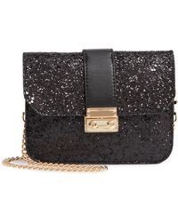 mali + lili - Mali + Lili Stacie Glitter Convertible Belt Bag - - Lyst