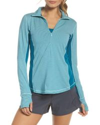 Brooks - 'dash' Half Zip Jacket - Lyst