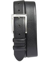 Bosca | 'tribeca' Leather Belt | Lyst