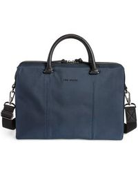 Ted Baker - Document Bag - Lyst