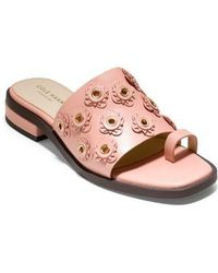 Cole Haan - Carly Floral Sandal (35mm) - Lyst