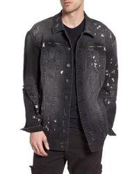 True Religion - Turner Denim Jacket - Lyst