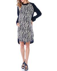 Imanimo   Print Maternity Shift Dress   Lyst