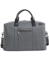 Jack Spade - Water Resistant Duffel Bag - Lyst
