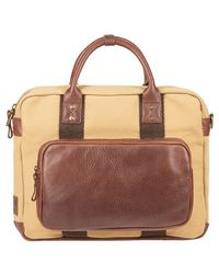 Will Leather Goods - 'signature' Briefcase - Lyst