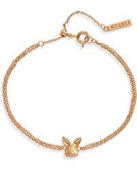 Olivia Burton - 3d Bunny Bracelet - Lyst
