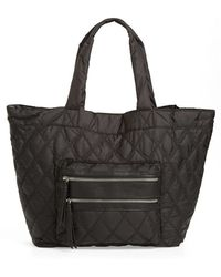 Phase 3 - Slouchy Quilted Tote - Lyst