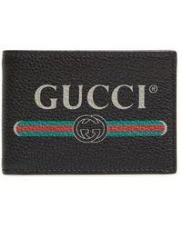 Gucci | Bifold Wallet | Lyst