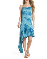 Green Dragon - Crystal Forest Clementine Cover-up Dress - Lyst