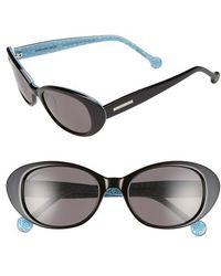 Jonathan Adler - 'palm Beach' 53mm Cat Eye Sunglasses - Lyst