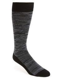 Calibrate - Argyle Socks - Lyst