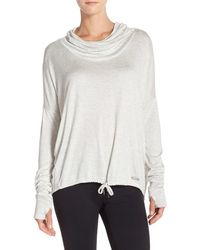 Bench - 'highs' Cowl Neck Top - Lyst