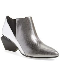 United Nude - 'jacky' Pointy Toe Bootie - Lyst