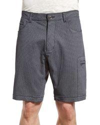 ab3d487d0b W.r.k. - 'pier' Cargo Shorts - Lyst