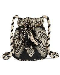 Rip Curl - Woven Bucket Bag - Lyst