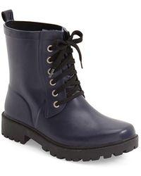 Dav - 'manchester' Waterproof Boot - Lyst