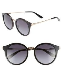 Juicy Couture - 52mm Round Sunglasses - - Lyst