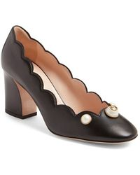 Gucci   Willow Scalloped Pump   Lyst