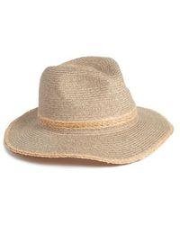 Caslon - Caslon Packable Panama Hat - Lyst