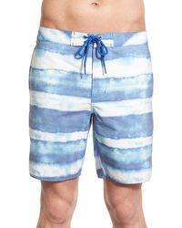 Obey - 'water Street' Board Shorts - Lyst