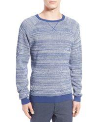 Native Youth - High Twist Knit Crewneck Sweater - Lyst