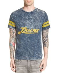 True Religion - 'tr Tigers' Embroidered T-shirt - Lyst