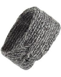 Rag & Bone - 'francesca' Cashmere Headband - Lyst