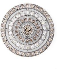 St. John - Swarovski Crystal Orbit Pin - Lyst