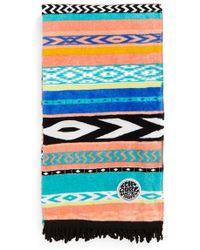 Rip Curl - 'carmenita' Cotton Beach Towel - Lyst