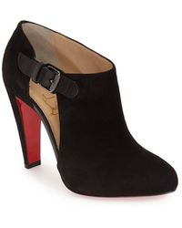 Christian Louboutin Boots   Ankle Boots, Leather Boots, Winter ...