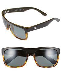 Kaenon - 'burnet Xl' 62mm Polarized Sunglasses - Lyst