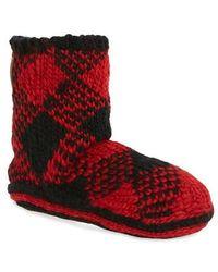 Woolrich - Chalet Slipper Socks - Lyst