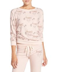 All Things Fabulous - Tiger Print Sweatshirt - Lyst
