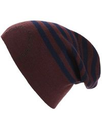 Marc Jacobs - Striped Hat - Lyst