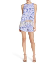 Lilly Pulitzer   Lilly Pulitzer 'sonya' Top & Shorts   Lyst