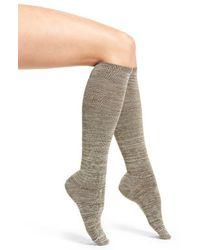 Yummie By Heather Thomson - Marled Knee High Socks - Lyst