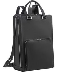 Porsche Design - Leather Backpack - Lyst