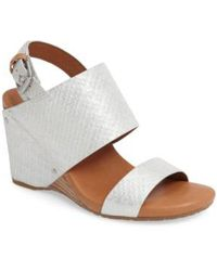 Gentle Souls - Inka Wedge Sandal - Lyst