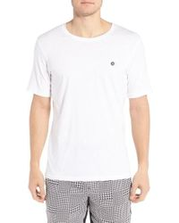 Naked - Stretch Cotton T-shirt - Lyst
