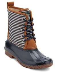 G.H.BASS - Daisy Waterproof Duck Boot - Lyst