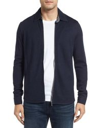 Lanai Collection - Zip Shirt Jacket - Lyst