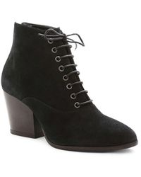 Andre Assous - 'Florencia' Lace-up Boot - Lyst