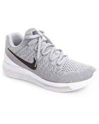 Nike Men's Lunarepic Flyknit Running Shoes Road