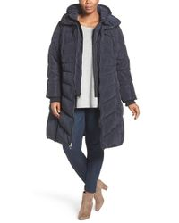 Jessica Simpson - Quilted Puffer Coat With Removable Hooded Vest - Lyst