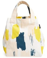 Maika - Canvas Lunch Tote - Lyst