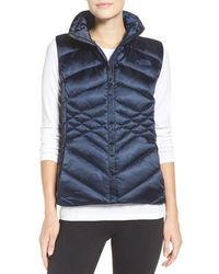 The North Face | Aconcagua Water Repellent 550 Fill Power Down Vest | Lyst