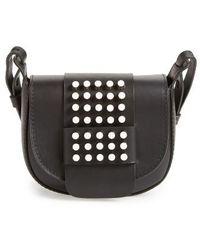 Pedro Garcia - Studded Mini Crossbody Bag - Lyst
