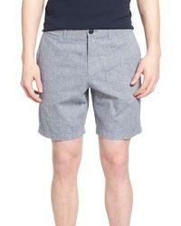 Original Penguin - P55 Horizontal Micro Stripe Shorts - Lyst