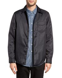 Outerknown - Evolution Recycled Shirt Jacket - Lyst