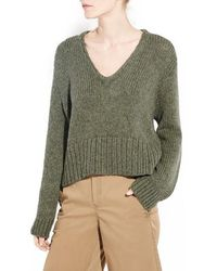 Ayr - The Mo- V-neck Sweater - Lyst